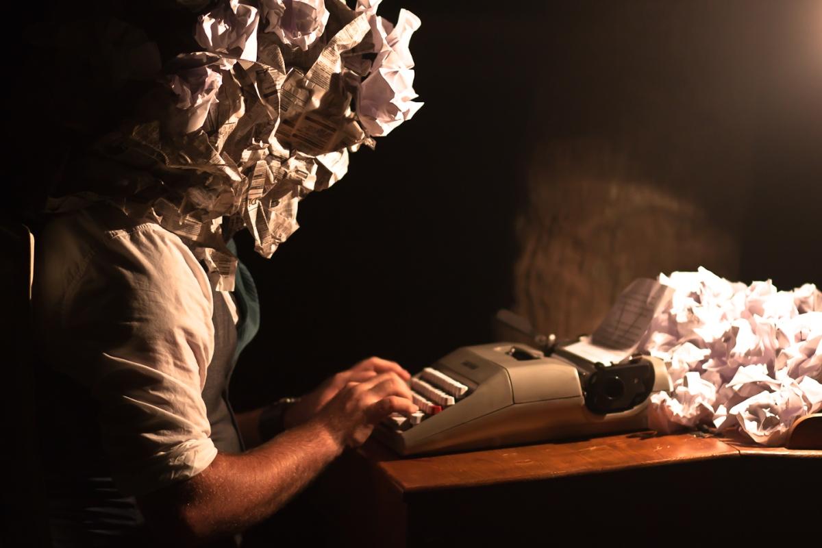 Writers' Block Paranoia